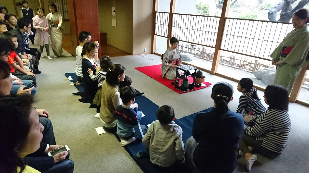 ISSH 聖心インターナショナルスクール茶会_d0334837_17451568.jpeg