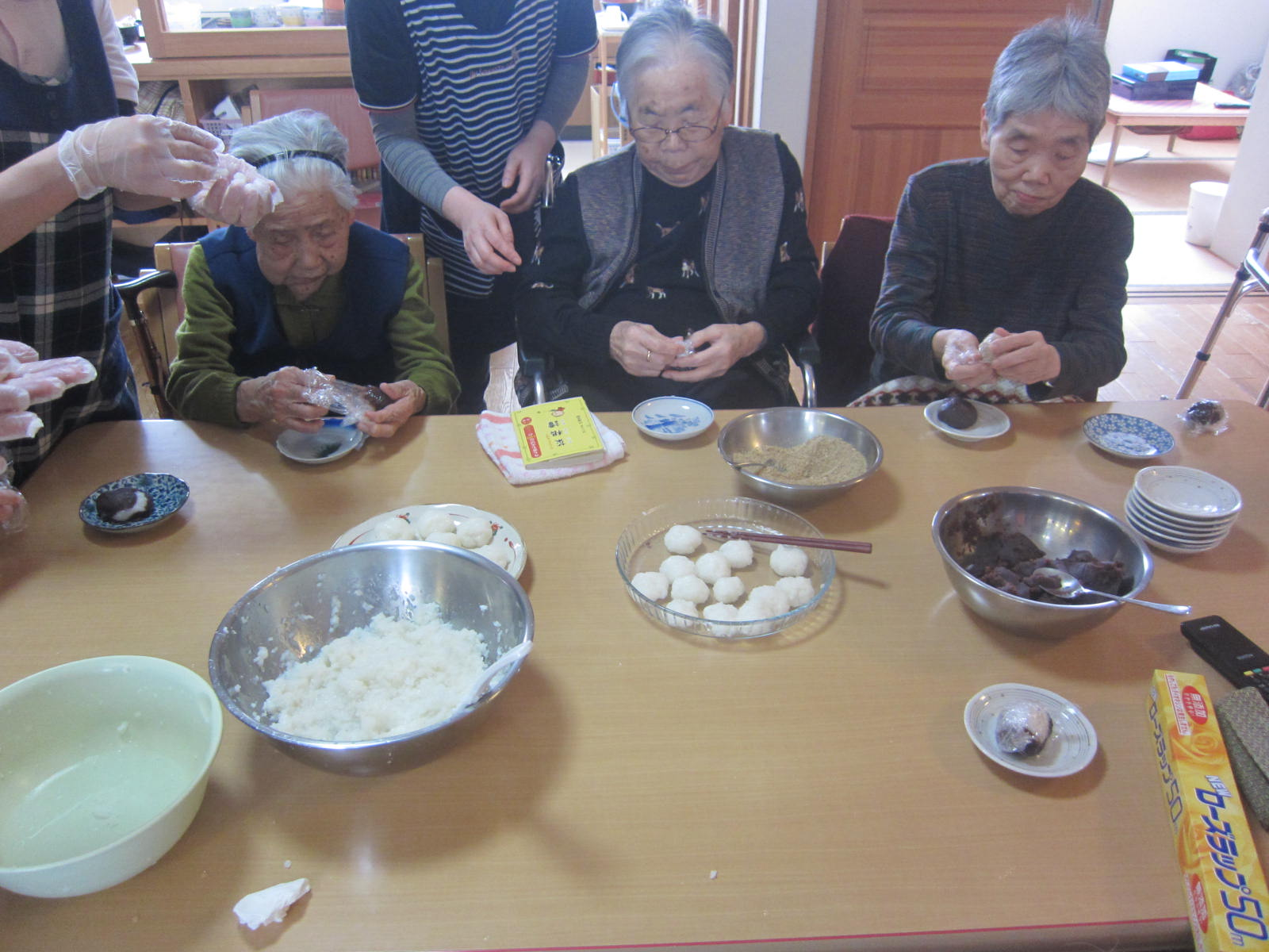 お彼岸_e0142373_1724325.jpg