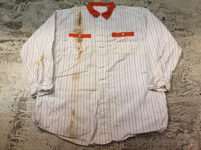 3月23日(水)大阪店、春夏物Shirt&服飾雑貨入荷!!#1 WorkShirt編!Firestone!!_c0078587_19132874.jpg