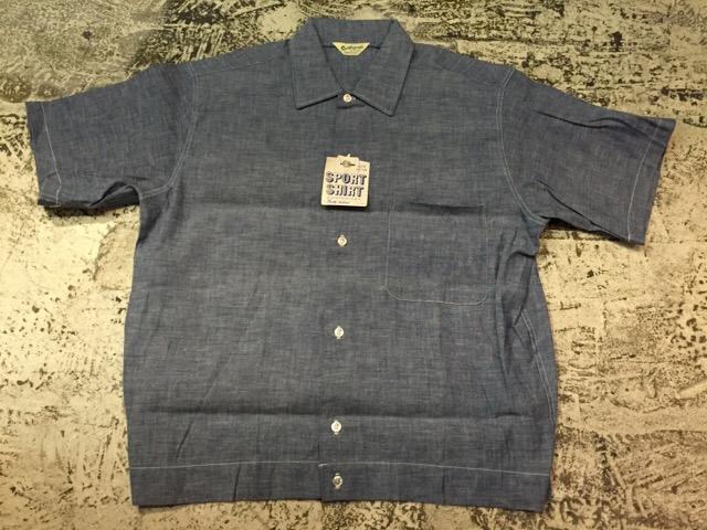 3月23日(水)大阪店、春夏物Shirt&服飾雑貨入荷!!#1 WorkShirt編!Firestone!!_c0078587_192585.jpg