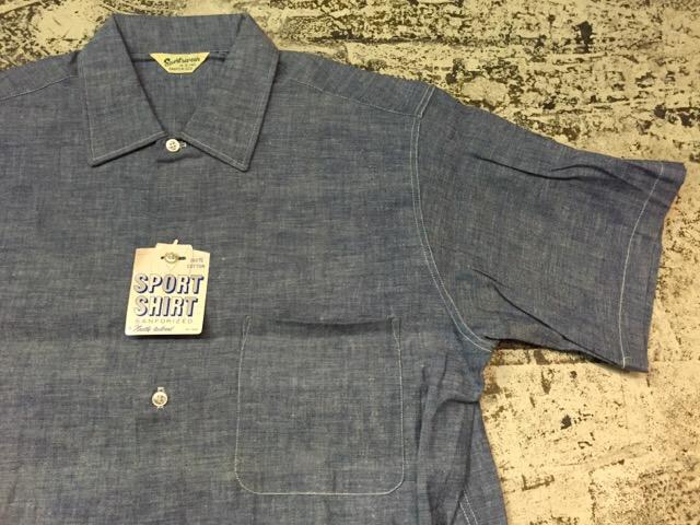 3月23日(水)大阪店、春夏物Shirt&服飾雑貨入荷!!#1 WorkShirt編!Firestone!!_c0078587_1932821.jpg