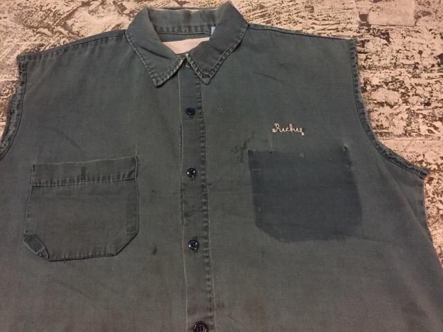 3月23日(水)大阪店、春夏物Shirt&服飾雑貨入荷!!#1 WorkShirt編!Firestone!!_c0078587_19365052.jpg