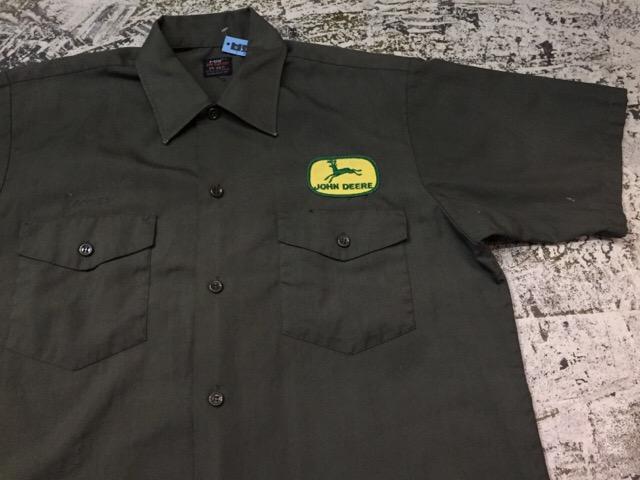 3月23日(水)大阪店、春夏物Shirt&服飾雑貨入荷!!#1 WorkShirt編!Firestone!!_c0078587_19432846.jpg