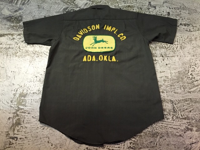 3月23日(水)大阪店、春夏物Shirt&服飾雑貨入荷!!#1 WorkShirt編!Firestone!!_c0078587_1943916.jpg