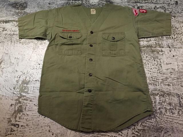 3月23日(水)大阪店、春夏物Shirt&服飾雑貨入荷!!#1 WorkShirt編!Firestone!!_c0078587_1975457.jpg