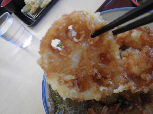 天丼・天ぷら本舗 さん天  巽北店_c0118393_8544137.jpg