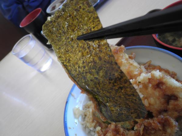 天丼・天ぷら本舗 さん天  巽北店_c0118393_8571553.jpg