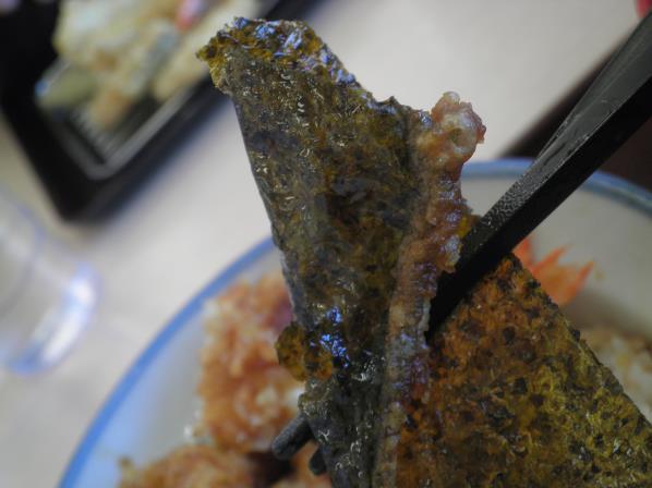 天丼・天ぷら本舗 さん天  巽北店_c0118393_972667.jpg