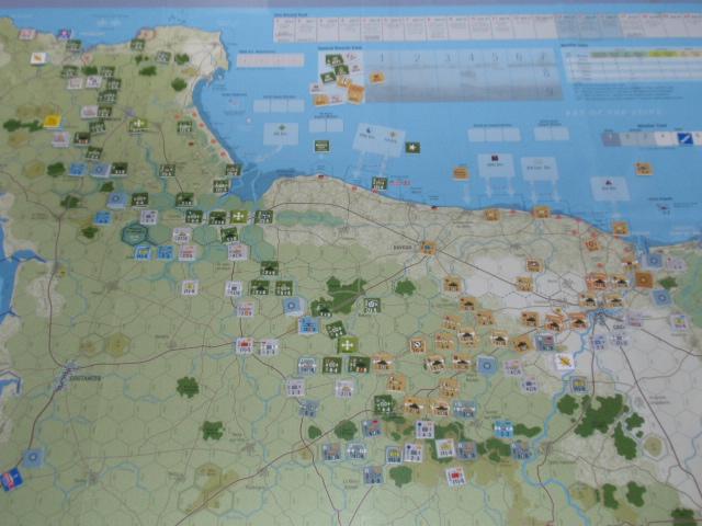GMT「Normandy\'44」をソロプレイ⑩_b0162202_1811533.jpg