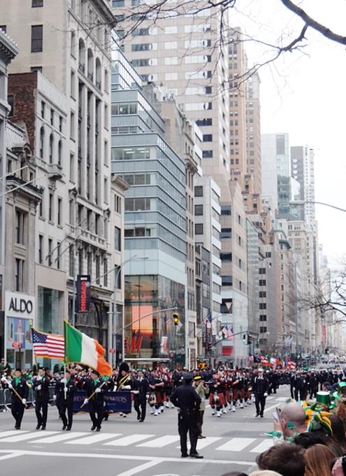 NYのセント・パトリック・デー・パレード 2016_b0007805_11592471.jpg