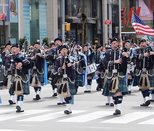 NYのセント・パトリック・デー・パレード 2016_b0007805_11593653.jpg