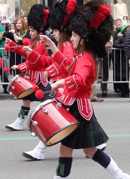 NYのセント・パトリック・デー・パレード 2016_b0007805_1221596.jpg