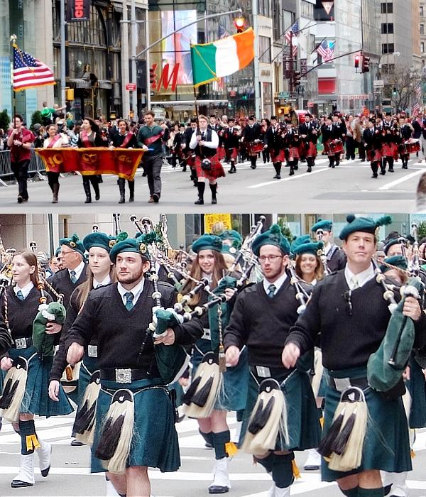 NYのセント・パトリック・デー・パレード 2016_b0007805_13334241.jpg
