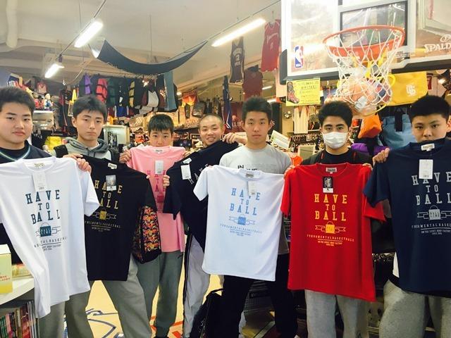 BALL LINE Tシャツ_c0203023_18353323.jpg
