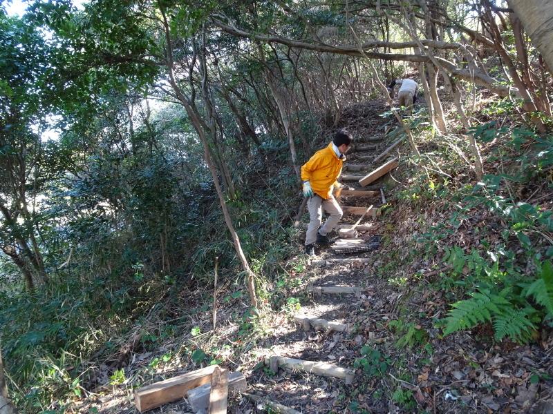 ハンノキ林の整備継続・・・うみべの森_c0108460_21295862.jpg