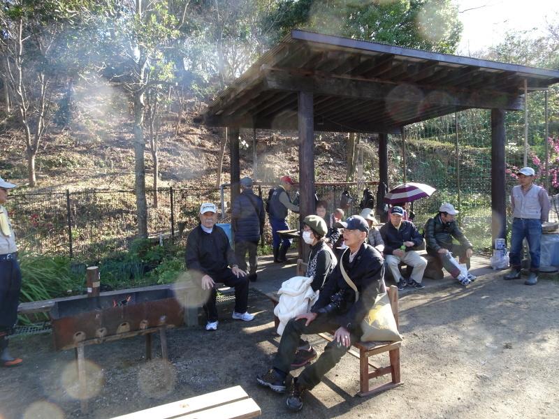 『阪南市:夕日鑑賞会』うみべの森で里山体験_c0108460_23393664.jpg
