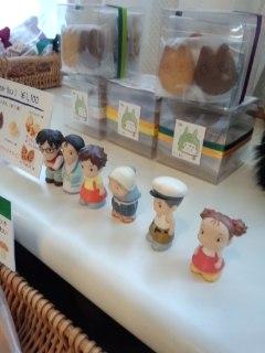 世田谷代田 白髭のシュークリーム工房のトトロのシュークリームとクッキー_f0112873_22173973.jpg