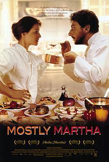 Mostly Martha (マーサの幸せレシピ) _e0059574_1844444.jpg