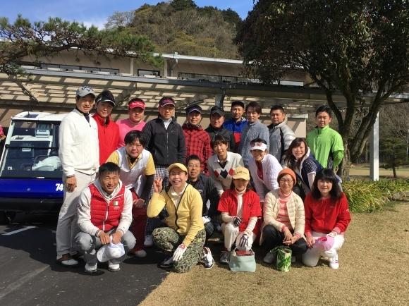 福岡でゴルフコンペ!_d0339891_08530726.jpg