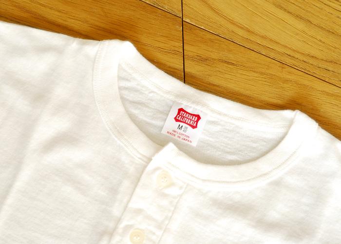 【DELIVERY】 STANDARD CALIFORNIA - Henley Baseball Pack T-Shirt!_a0076701_14331256.jpg