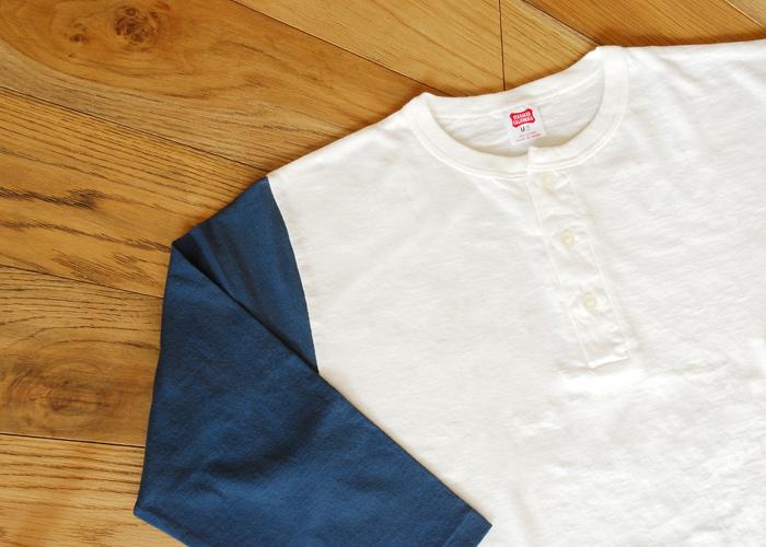 【DELIVERY】 STANDARD CALIFORNIA - Henley Baseball Pack T-Shirt!_a0076701_14331562.jpg
