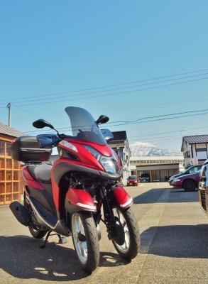 シーズン初バイク!_c0336902_20154177.jpg