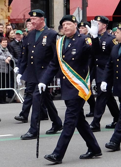 NYのセント・パトリック・デー・パレード 2016 その2【パレード動画付】_b0007805_8481783.jpg