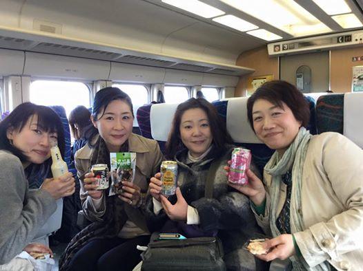 カニ食べいこぉ〜ツアー♬_a0126418_15490561.jpg