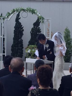 ❤素敵な結婚式❤_a0272042_11471057.jpg