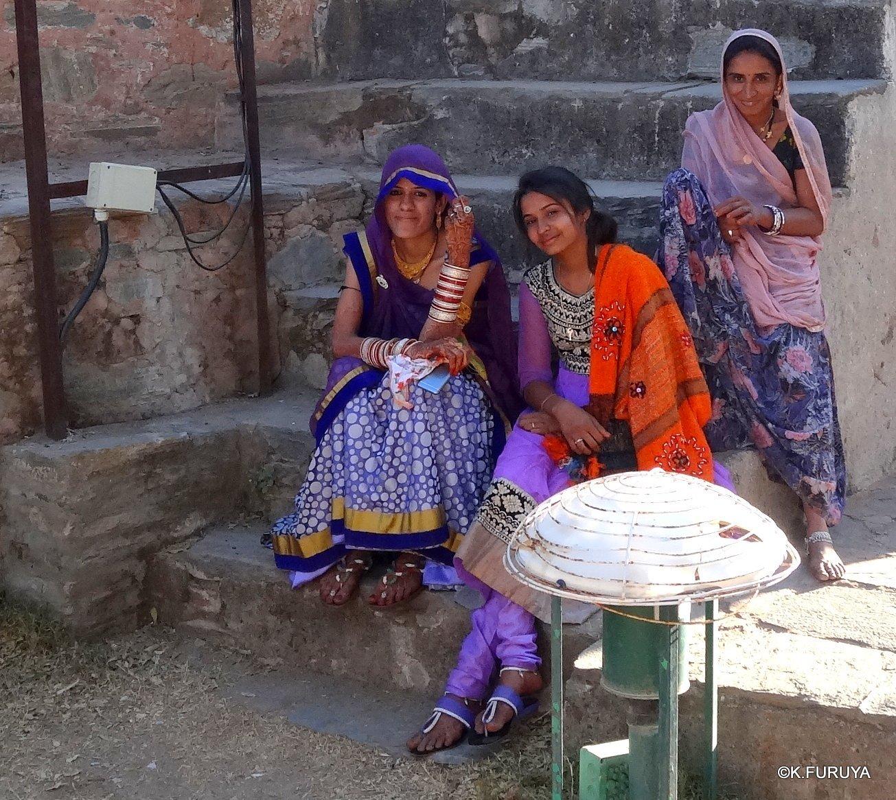 インド・ラジャスタンの旅 12 インド版「万里の長城」クンバルガル砦_a0092659_17070348.jpg
