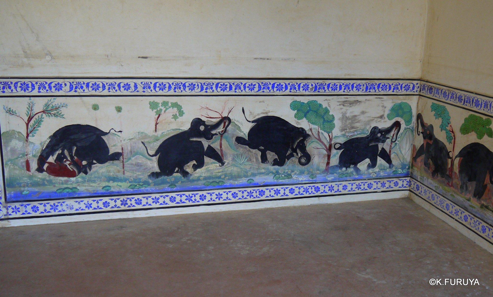 インド・ラジャスタンの旅 12 インド版「万里の長城」クンバルガル砦_a0092659_17451368.jpg