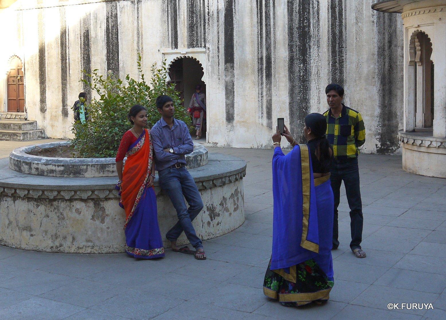 インド・ラジャスタンの旅 12 インド版「万里の長城」クンバルガル砦_a0092659_18063313.jpg