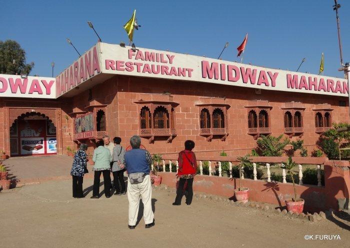 インド・ラジャスタンの旅 12 インド版「万里の長城」クンバルガル砦_a0092659_22555471.jpg
