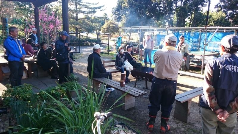 『阪南市:夕日鑑賞会』うみべの森で里山体験_c0108460_00515940.jpg