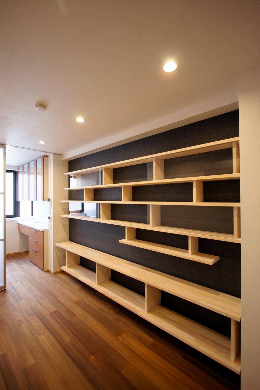 台東区「小島の家」2階 LDK_f0230666_12575676.jpg