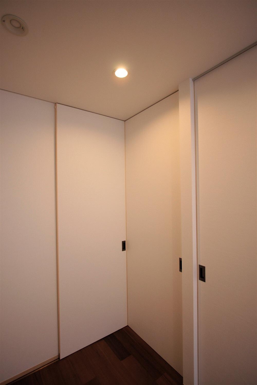 台東区「小島の家」3階 寝室_f0230666_13254980.jpg