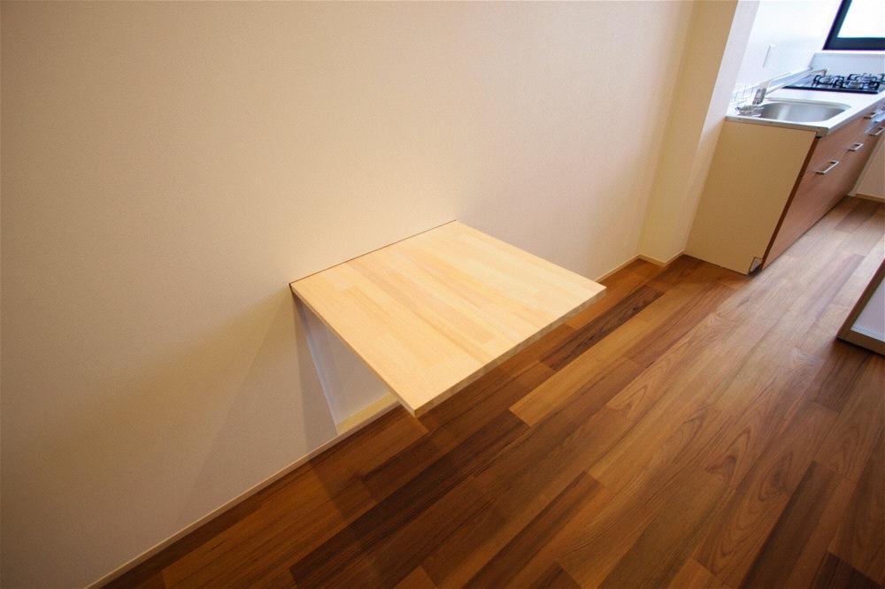 台東区「小島の家」2階 LDK_f0230666_137467.jpg