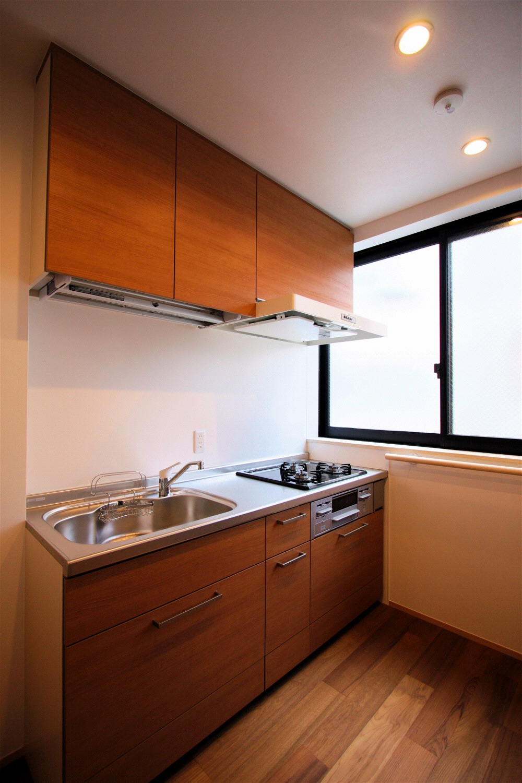 台東区「小島の家」2階 LDK_f0230666_1381444.jpg