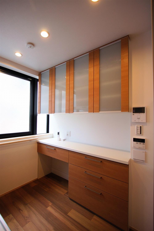 台東区「小島の家」2階 LDK_f0230666_1383963.jpg