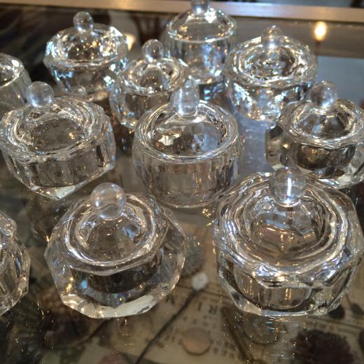 ガラスのプチケースと・・・ワンピース。_a0164280_14223598.jpg