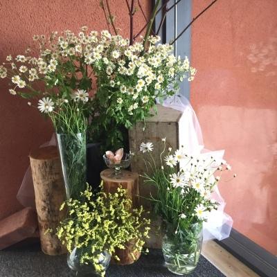 Happy Wedding!! K&M~手作りDIYと春の小花_e0120789_21521040.jpg
