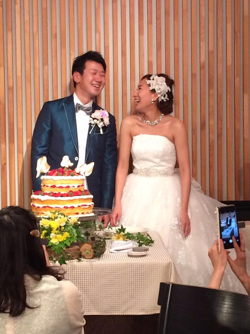 Happy Wedding!! K&M~手作りDIYと春の小花_e0120789_21541340.jpg