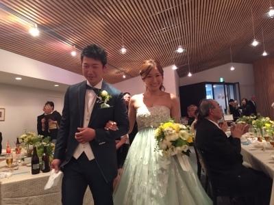 Happy Wedding!! K&M~手作りDIYと春の小花_e0120789_21545003.jpg