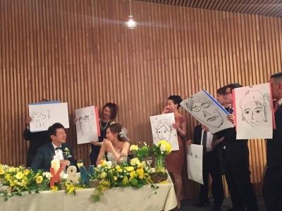 Happy Wedding!! K&M~手作りDIYと春の小花_e0120789_21550325.jpg