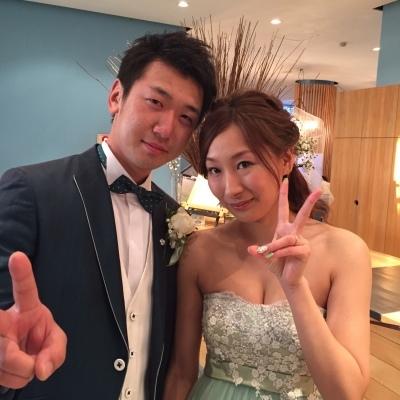 Happy Wedding!! K&M~手作りDIYと春の小花_e0120789_21555421.jpg