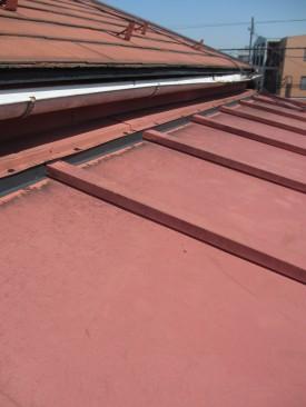 練馬区の石神井台で、屋根修理工事_c0223192_23103277.jpg