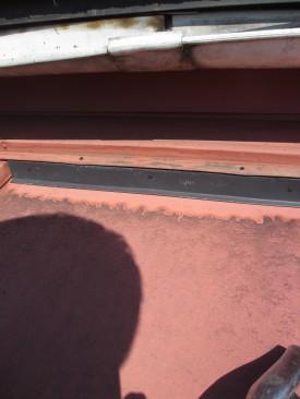練馬区の石神井台で、屋根修理工事_c0223192_2310989.jpg
