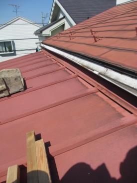 練馬区の石神井台で、屋根修理工事_c0223192_2362282.jpg