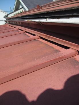 練馬区の石神井台で、屋根修理工事_c0223192_2372056.jpg