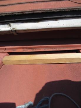 練馬区の石神井台で、屋根修理工事_c0223192_2395210.jpg